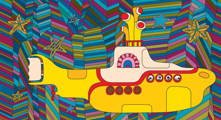 Żółta łódź podwodna - The Beatles